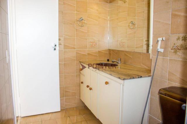 Apartamento com 3 dormitórios para alugar, 270 m², 03 vagas de garagens, ED. NOTRE DAME, p - Foto 16