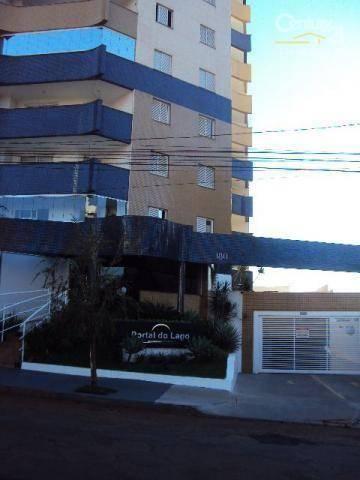 Apartamento residencial para locação, residencial do lago, londrina.