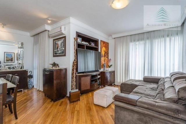 Apartamento com 3 dormitórios à venda, 129 m² por r$ 800.000 - batel - curitiba/pr - Foto 7