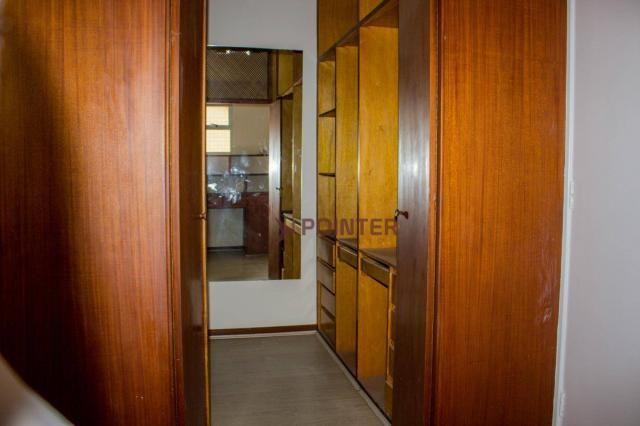 Apartamento com 3 dormitórios para alugar, 270 m², 03 vagas de garagens, ED. NOTRE DAME, p - Foto 20