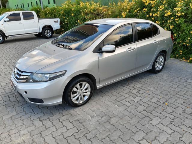 Honda city Lx 2013 automático com gnv ! - Foto 3