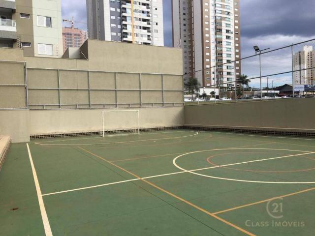 Apartamento com 3 dormitórios à venda, 83 m² por r$ 398.000,00 - gleba palhano - londrina/ - Foto 19