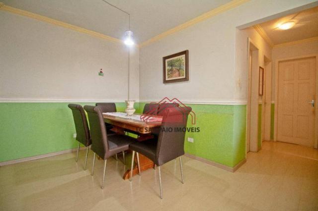 Apartamento com 3 dormitórios à venda, 69 m² por r$ 270.000,00 - santa quitéria - curitiba - Foto 4