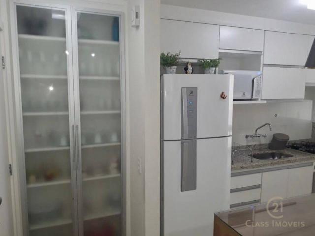Apartamento com 3 dormitórios à venda, 80 m² - gleba palhano - londrina/pr - Foto 5