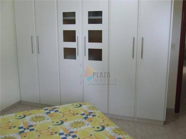 Cobertura com 5 dormitórios para alugar, 600 m² por r$ 4.000,00/mês - tupi - praia grande/ - Foto 13