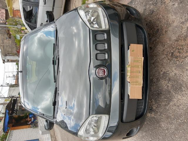 Fiat uno em perfeito estado, licenciamento em dias, sem multas, e dois pneus novos - Foto 5
