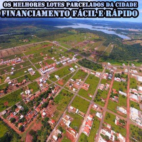 Residencial Recanto de Caldas Parcelados com 360 metros - Caldas Novas Goiás - Foto 2