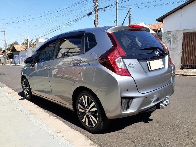 Honda Fit EXL - Versão Top de Linha - Automático - Foto 3