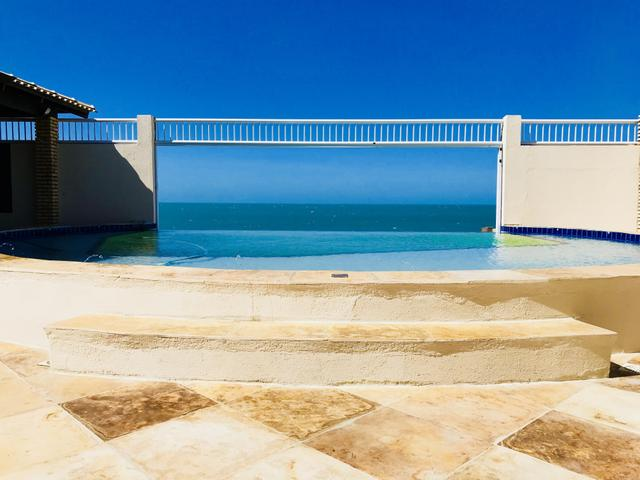 Casa de Praia ALTO PADRÃO e STATUS Diferenciado Frente ao mar Iparana - Foto 5