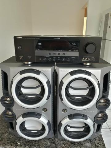 Receive Yamaha HTR 6130