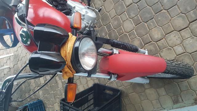 Triciclo para supermercado, entrega de gás, agua, compra - Foto 4