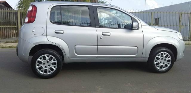 Fiat Uno Vivace 1.0 2014/2014 Completo Bem Conservado