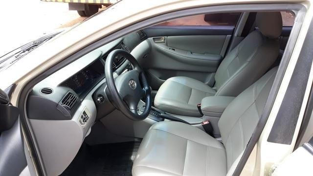 Toyota Corolla 1.8 automático - Foto 7