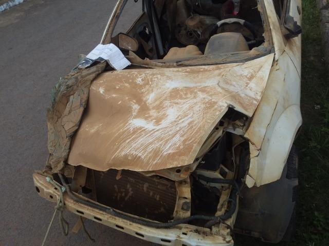 Ford Ka sucata baixada no detran - Foto 4