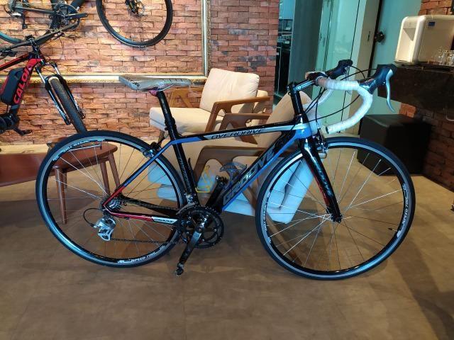 Bike speed groove overdrive carb