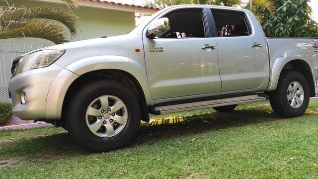 Hilux 2013 4x4 Diesel - Foto 3