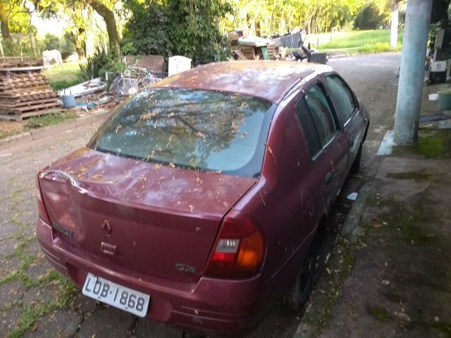 Renault cliu 02 completo