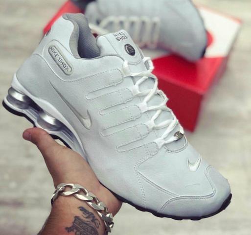 Tenis Nike Shox Masculino Feminino Promoção - Roupas e calçados - Cj ... ea14114b0355a