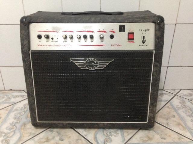 Warm Music Guitar Amplifier Valvulada