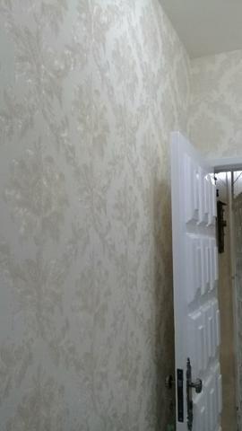 Promoção instalação de papel de parede a partir de r$ 60