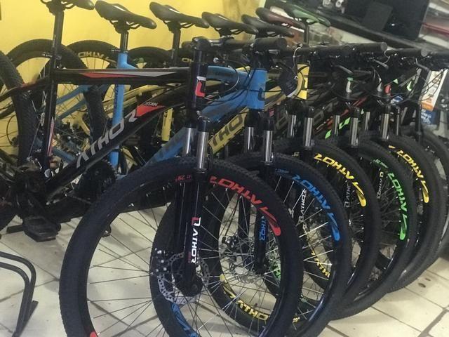 Bicicletas Athor aro 29 (até 8x cartão sem juros)