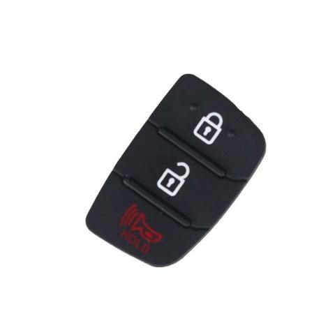 Borracha/botão chave Hyundai Hb20