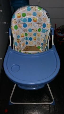 Vendu cadeira de alimentação leia c/atenção