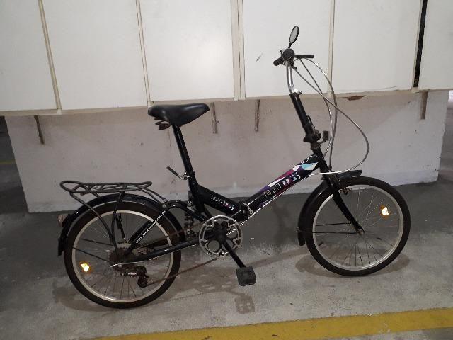 Bicicleta Dobrável 16