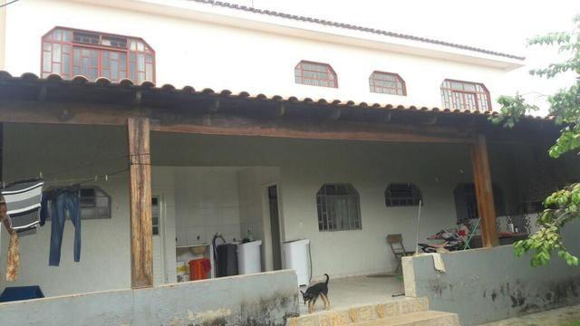 Vd/ troco casa de 4 qts, suíte em lote de 700 metros, aceita Sobradinho I - Foto 2
