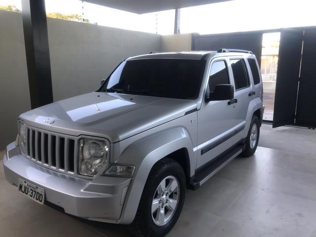 Jeep Cherokee Sport Automática 4x4 2012