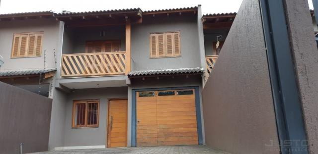 Casa à venda com 3 dormitórios em Campestre, São leopoldo cod:10525 - Foto 3