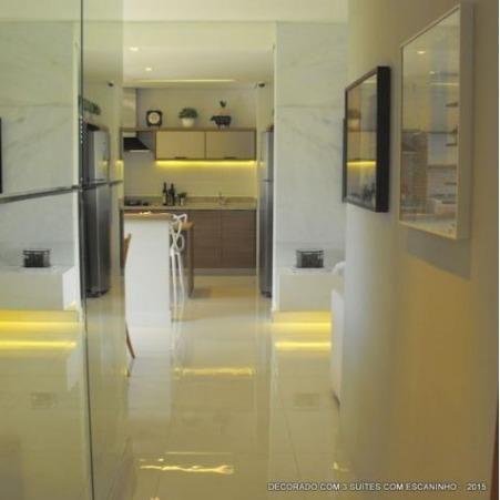 Apartamento 96m², 3 suítes - Setor Coimbra em Goiânia - Foto 3