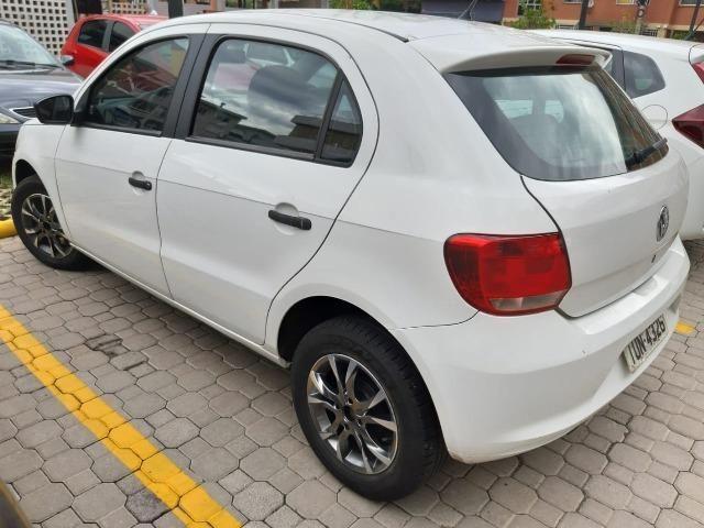 Vw - Volkswagen Gol 1.0 City Branco - Foto 3