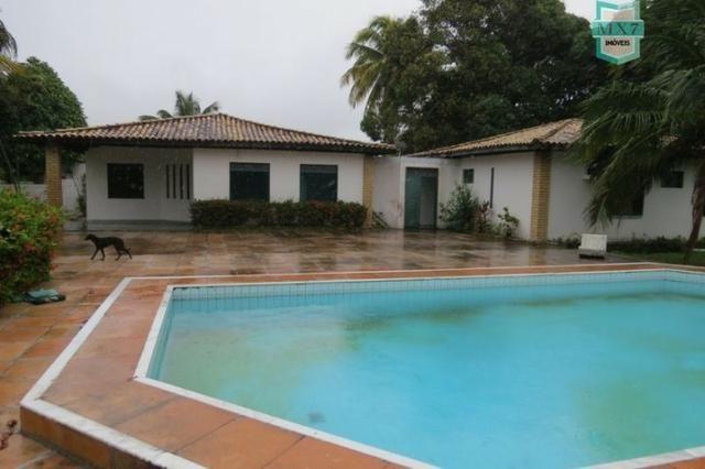 Sítio em Jauá a 5 km da praia. portaria do condomínio frente a estrada do coco
