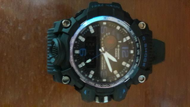 Relógios g-shock Cássio
