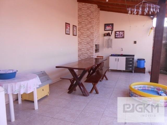 Linda casa 02 dormitórios, Bairro Lago Azul, Estância Velha - Foto 11