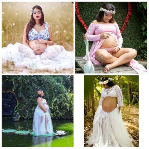 Aluguel roupas para grávidas - Foto 5