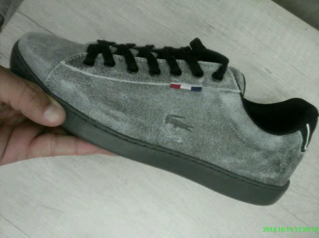 Tênis Lacoste confira vários modelos - Roupas e calçados - Perdizes ... 844ee2c920