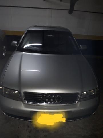 Audi A4 2.4 blindado teto solar gasolina estado de conservação impecável valor 13.000,00