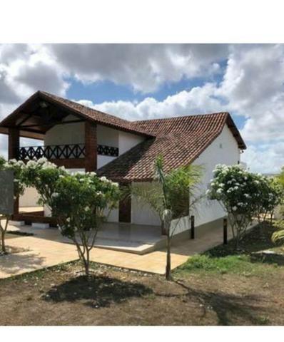 [ Belíssima Casa com 6 dormitórios à venda, 360 m² - Novo Gravatá - Gravatá/PE