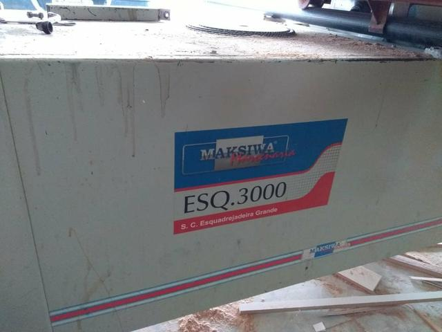 Serra Esquadrejadeira ESQ 3000 Maksiwa