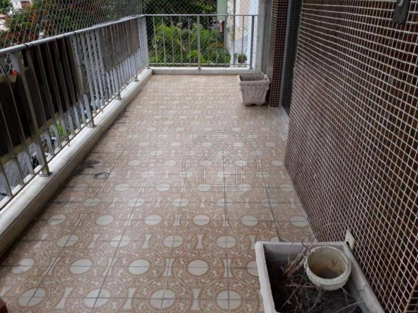 Apartamento com 3 dormitórios à venda, 126 m² por r$ 660.000 - grajaú - rio de janeiro/rj - Foto 14