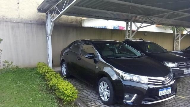 Corolla 2015 Toyota impecavel