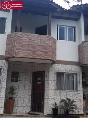 Casa à venda com 2 dormitórios em Ingleses do rio vermelho, Florianopolis cod:2091