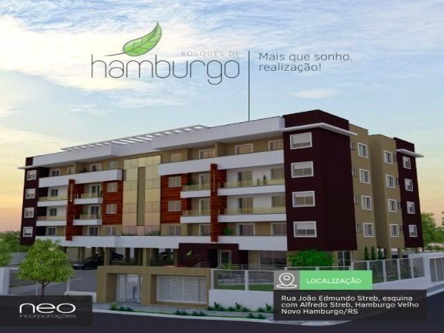 Apartamento residencial à venda, canudos, novo hamburgo - ap0070. - Foto 14
