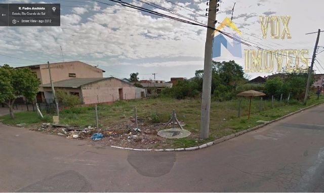 Terreno à venda em Novo esteio, Esteio cod:46031