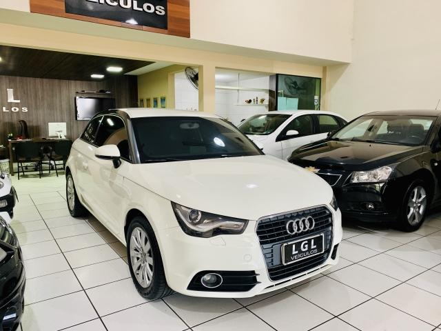A1 1.4 TFSI S tronic Attraction 2012