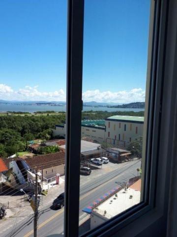 Apartamento residencial à venda, costeira do pirajubaé, florianópolis.