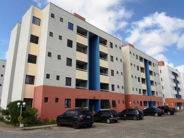 Apartamento à venda, 3 quartos, 1 vaga, passaré - fortaleza/ce