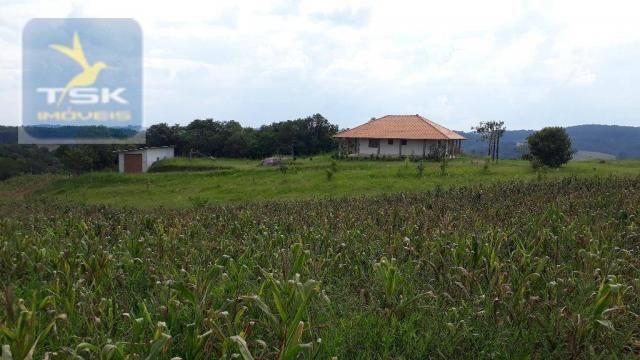 CH0281 - Quitandinha chácara 15.000 m² Excelente casa, vista incrível - Foto 7